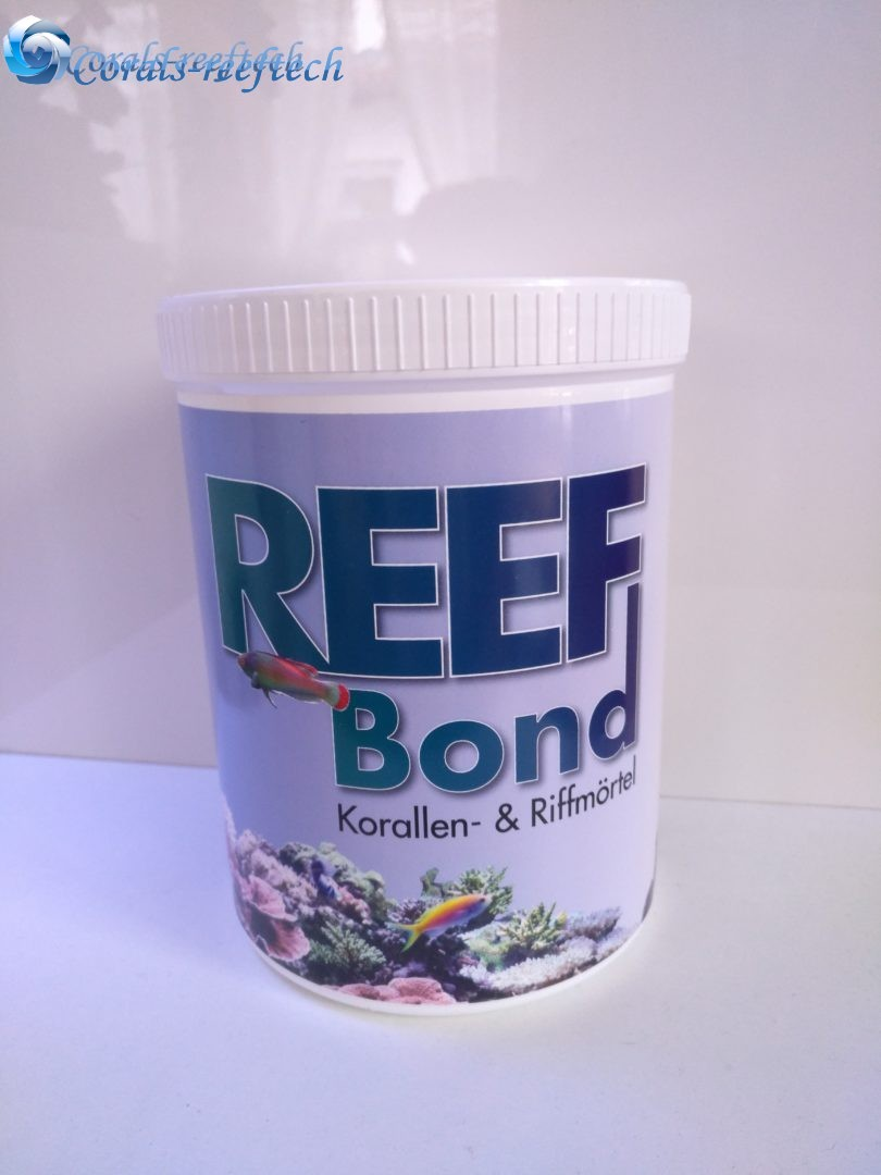 AMA Reef Bond 1000g Attach corals Glue, coral deposits