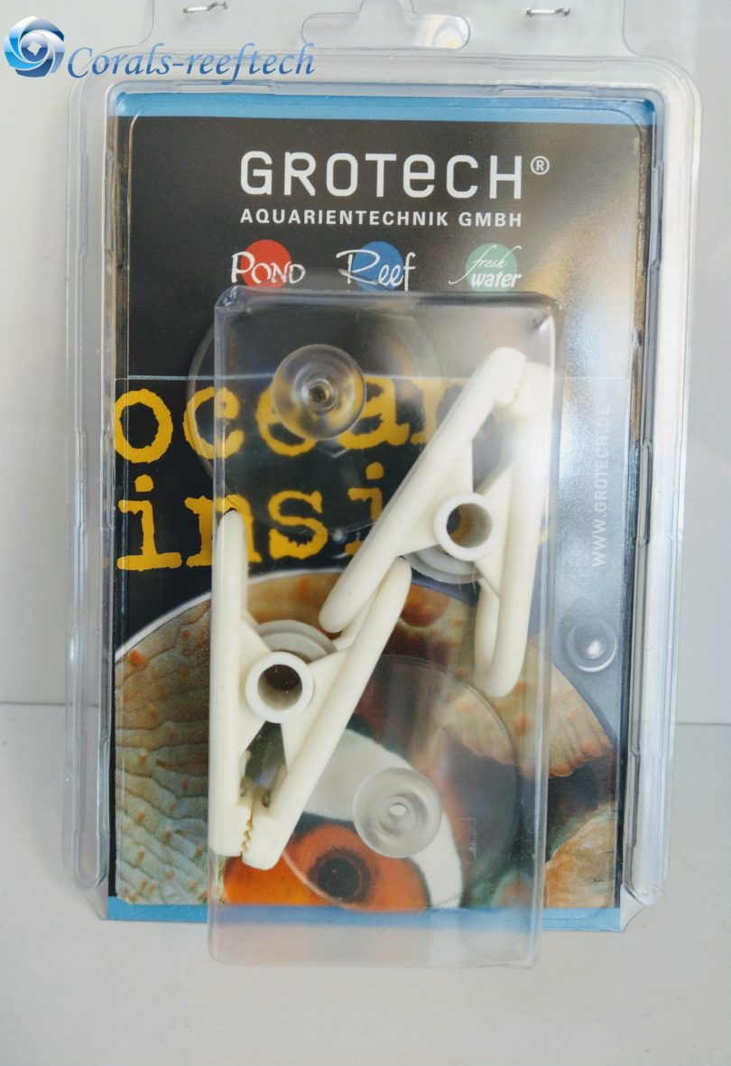 Grotech Futterclip / Foodclip 2 St
