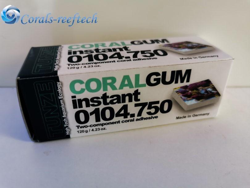 Tunze Coral Gum Instant 120g rosa 0104.750 Korallenkleber