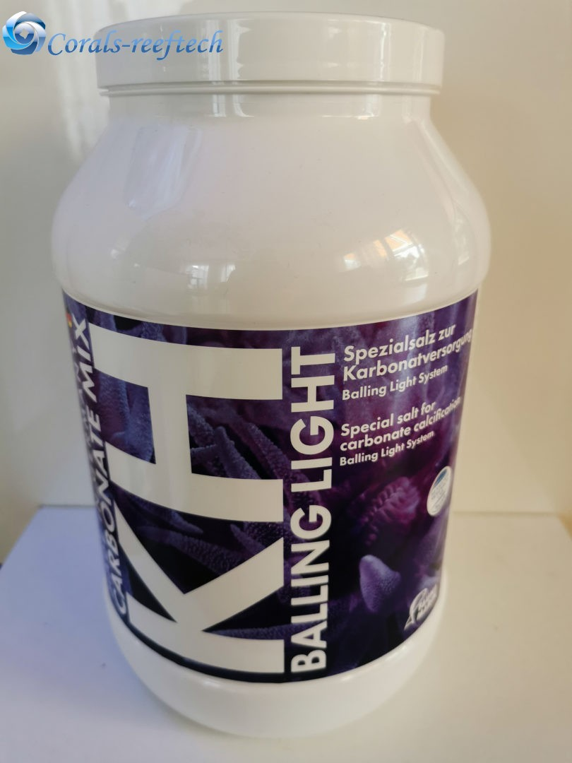 Fauna Marin Balling Carbonate-Mix zur Karbonat-Versorgung 4KG